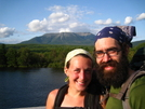 Meatbag And Doxie On Abol Bridge by Doxie in Katahdin Gallery