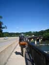 Shenandoah Bridge by Doxie in Virginia & West Virginia Trail Towns