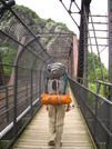 Meatbag In Harpers Ferry by Doxie in Virginia & West Virginia Trail Towns