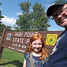 Faarside and FarmGirl @ High Point NJ August 2013 by faarside in Section Hikers
