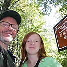 Faarside and FarmGirl Section-Hike @ High-Point, Sept-2015 by faarside in Section Hikers
