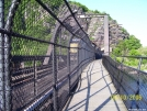 Footbridge in Harpers Ferry by RockStar in Views in Virginia & West Virginia